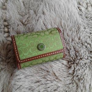 Accessories - COACH LENS TRAVEL MINI  CASE